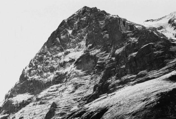 Północna ściana Eigeru (fot. Kacper Tekieli)
