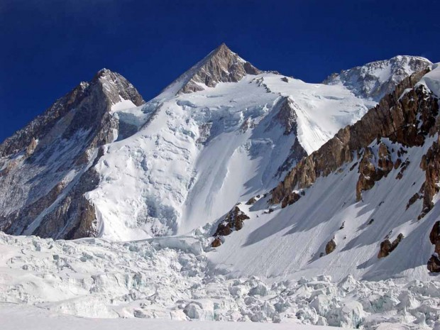 Gasherbrum II - 8035 m n.p.m.