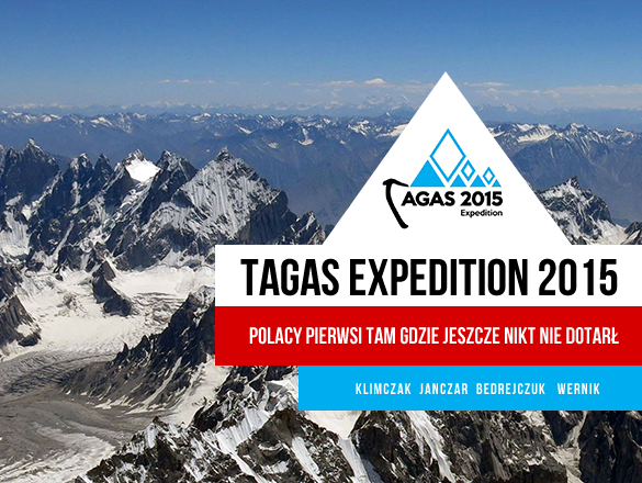 Tagas 2015 Expedition