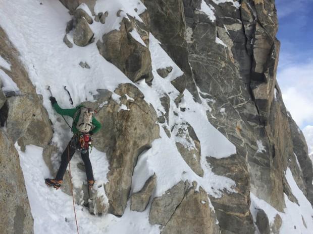 Scott Bennet (fot. Climbing)