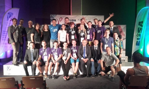 Akademickie Mistrzostwa Europy dobiegły końca