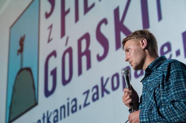 Andrzej Bargiel (fot. Łukasz Ziółkowski)