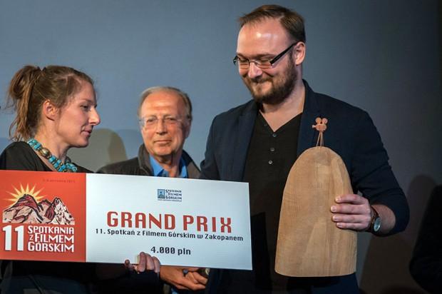Gala Spotkań i uroczyste wręczenie Grand Prix (fot. Łukasz Ziółkowski)