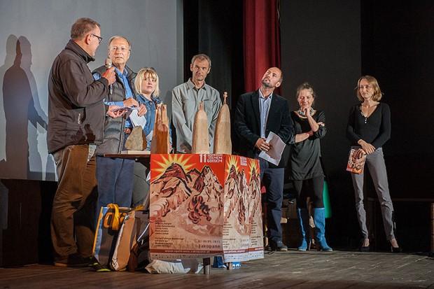 Jury Konkursu (fot. Łukasz Ziółkowski)
