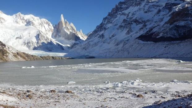 Patagonia pod koniec kalendarzowej zimy