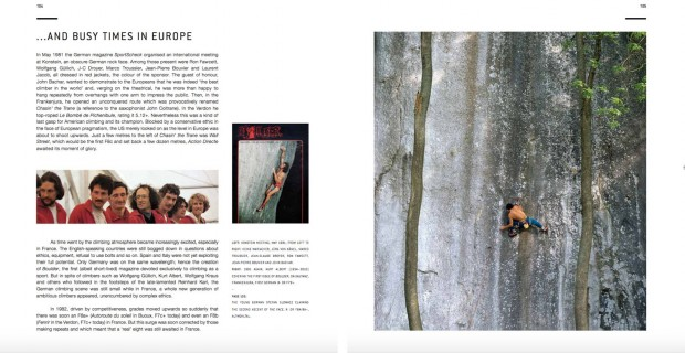 The 9th Grade, 150 Years of Free Climbing - rozkladowka