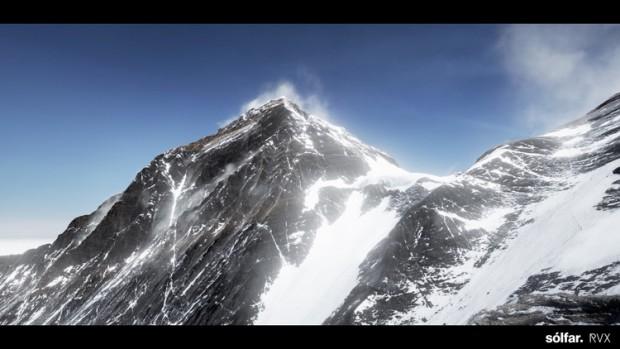 Mount Everest w modelu VR