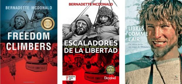 """""""Ucieczka na szczyt"""" po angielsku, hiszpańsku i francusku"""