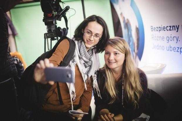 Urocza Hazel Findlay (z prawej) (fot. Adam Kokot / KFG)