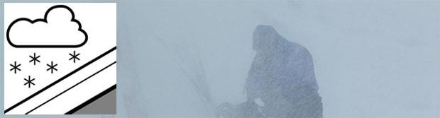 Avalanche problem new snow / Świeży śnieg