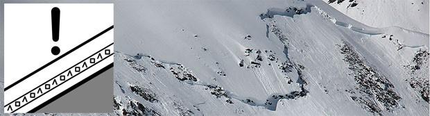 Avalanche problem old snow / stary śnieg