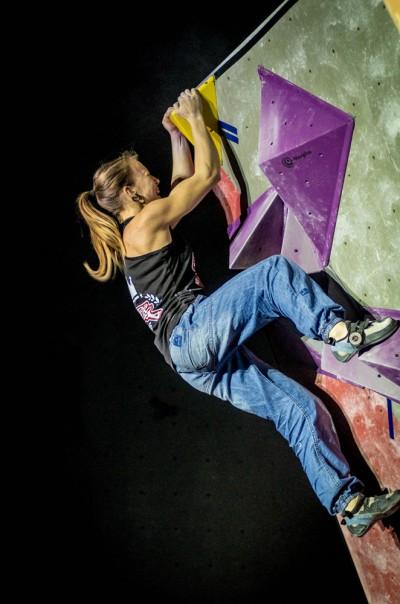 Wygrywa Daria Brylova (fot. Szymon Aksienionek)