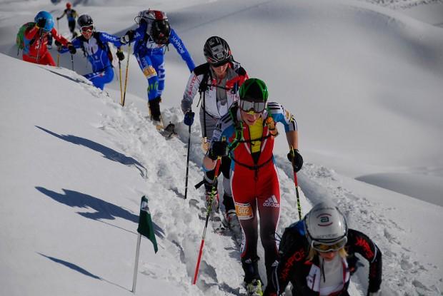 Tuż przed zawodami spadło ponad pół metra śniegu, jednak w dniu zawodów warunki były już idealne (fot. Monika Strojny)