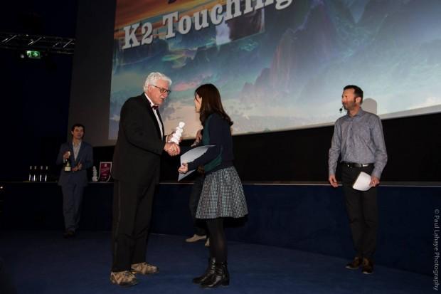 """K2. Dotknąć nieba"" nagrodzone Grand Prix Dutch MountainFilm Festival"