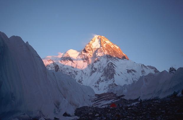 K2 (fot. Ryszard Pawłowski)