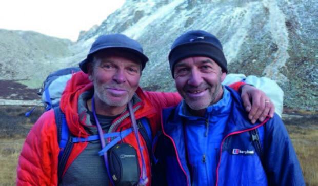 Mick Fowler i Paul Ramsden