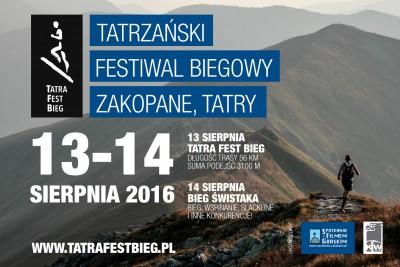 Tatra Fest Bieg 2016