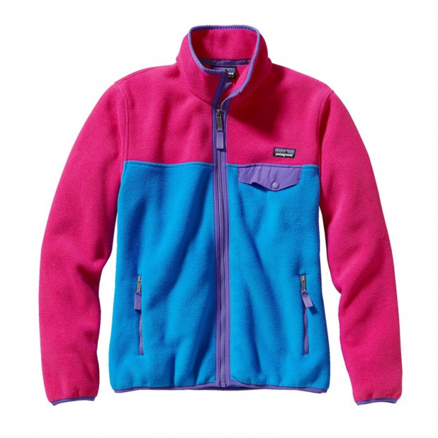 Full-Zip Snap-T® Fleece Jacket