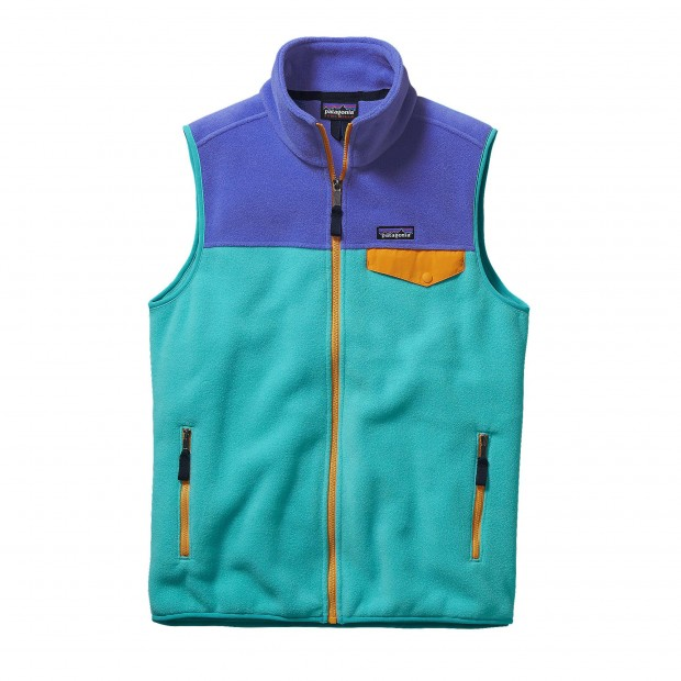 Lighweight Synchilla® Snap-T® Fleece Vest