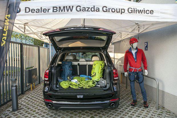 BMW - partner kampanii i imprezy (fot. Łukasz Nowak Studio w Browarze)