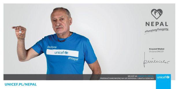 Krzysztof Wielicki - UNICEF