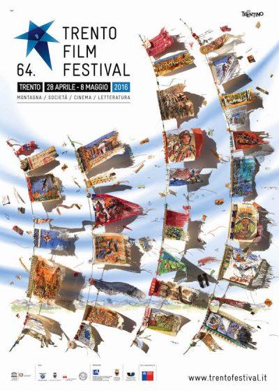 64 Trento Film Festival - plakat