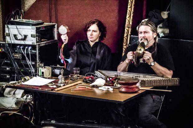 Muzykę na żywo do filmu zaprezentuje zespół Karpaty Magiczne