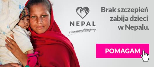 Nepal #PamiętamyPomagamy