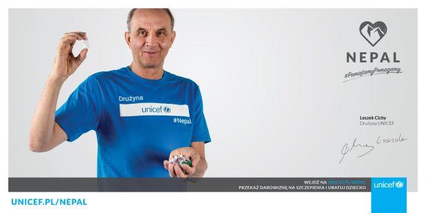 Leszek Cichy - UNICEF