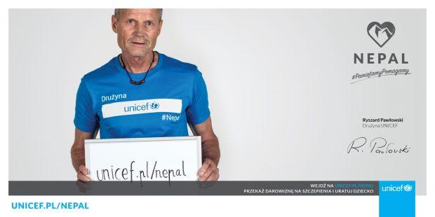 Ryszard Pawłowski - UNICEF