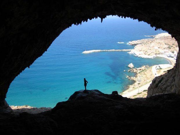 Karpathos kryje takie piękne miejsca