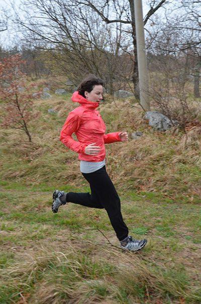 Podczas przebieżki w kwietniowy, zachmurzony dzień, ok. 10 st. C (fot. wspinanie.pl)