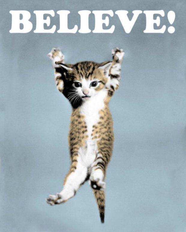 Believe-Kitten-Poster