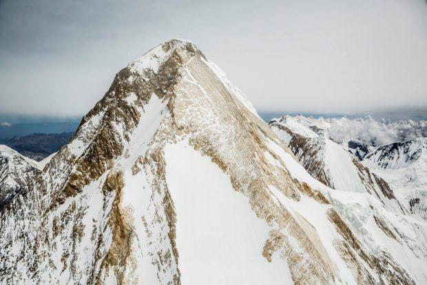 Kopuła szczytowa Chan Tengri