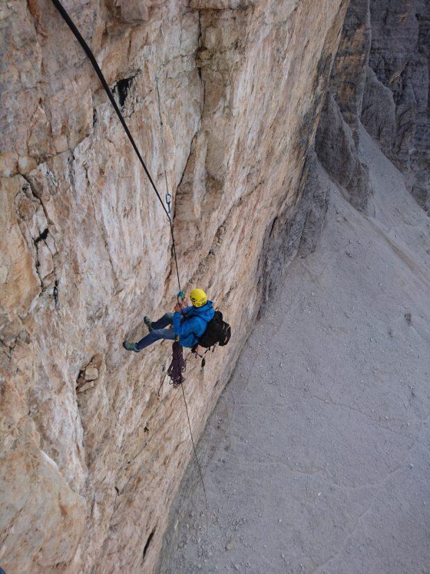 Zjazdy z Drogi Hiszpańskiej (fot. Alpine Wall Tour)