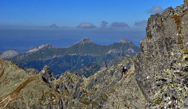Pod Małą Wysoką - 3. dzień wspinaczki (fot. Igor Marhevski)