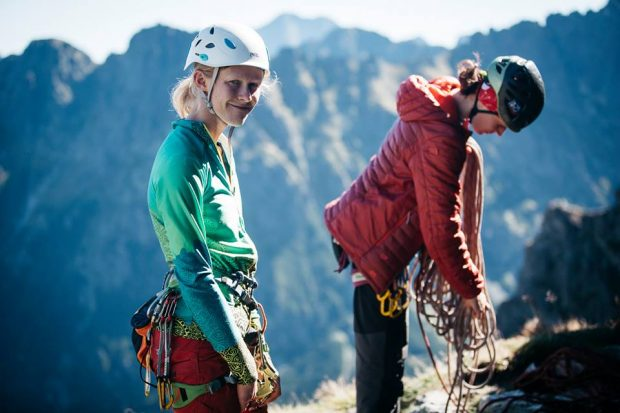 Karolina Oska i Małgorzata Grabska (fot. Adam Kokot)