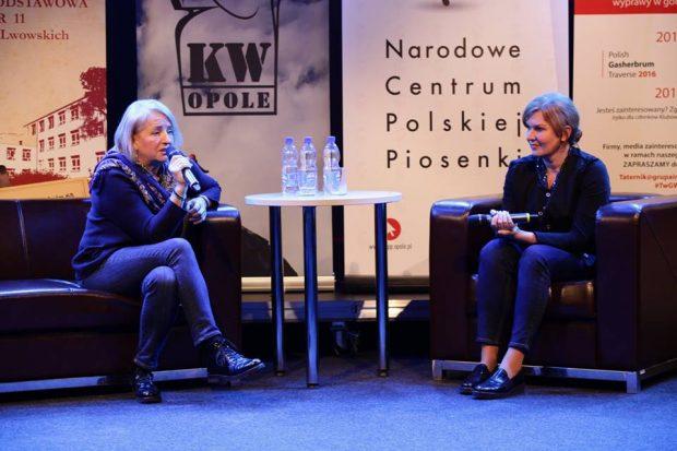 Ewa Berbeka i Beata Sabała -Zielińska