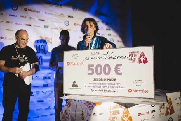 Marmot był również Złotym Sponsorem poprzedniej edycji festiwalu (fot. Adam Kokot / KFG)