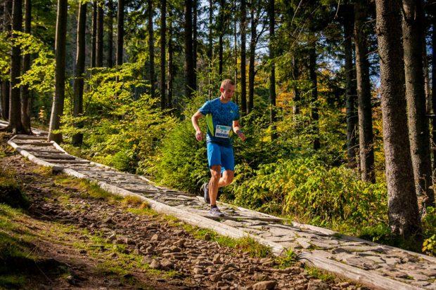 po raz piąty biegacze z całej Polski przyjechali, żeby uczcić jego pamięć.