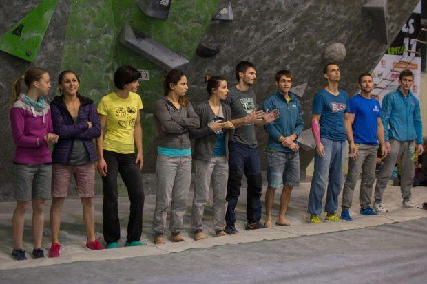 Finaliści (fot. Justyna Witkos)