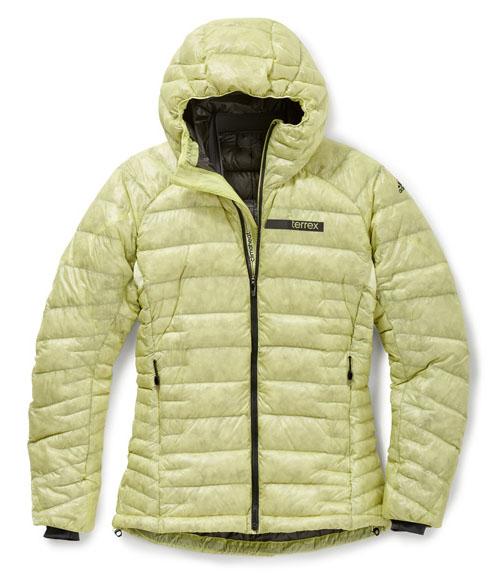 Zimowa kolekcja odzieży adidas Outdoor Terrex jesieńzima