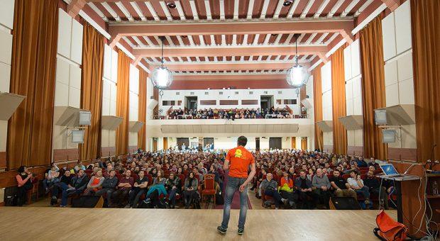 Spotkania z Górami - Denis Urubko (fot. arch. Skalnik)