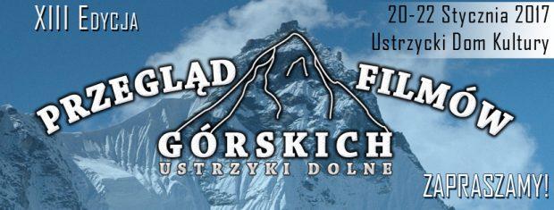 Przegląd Filmów Górskich w Ustrzykach Dolnych