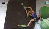 Shauna Coxsey triumfowała w Nanjing