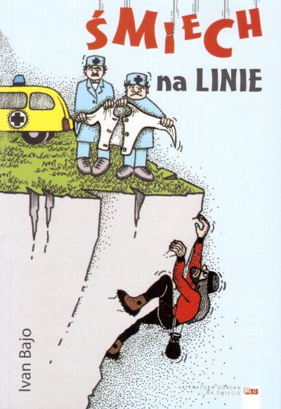 Śmiech na linie (Ivan Bajo), okładka