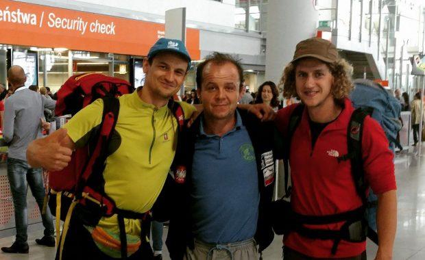 Adam Bielecki, Jacek Czech i Paweł Migas