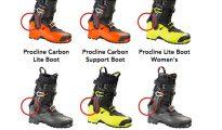 Model butów Procline podlegające wezwaniu