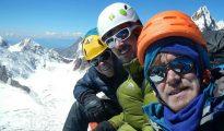 Uisdean Hawthorn, Ben Silvestre i Pete Graham