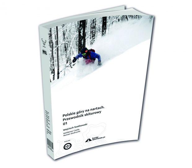 Polskie góry na nartach. Przewodnik skiturowy 01